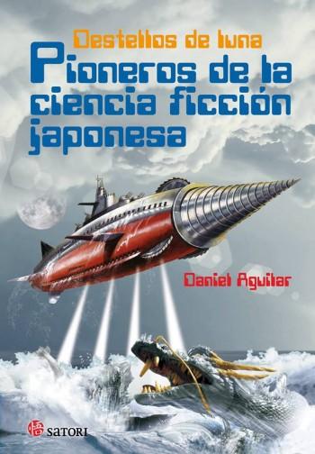 destellos luna pioneros ciencia ficcion japonesa
